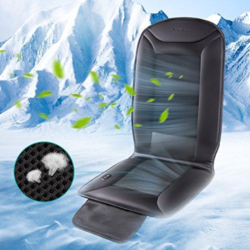 Naipo Cooling Cooler Car Seat Cushion Cool Cover Pad