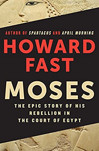 book cover of Moses, Prince of Egypt