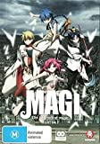Magi: The Labyrinth of Magic-Collection 2