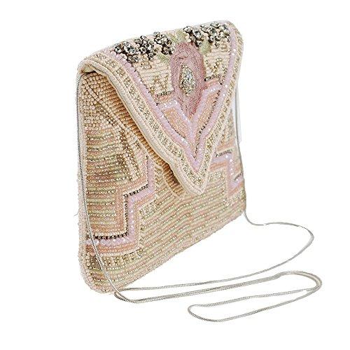 Handbag Mini MARY Embellished Enchantment FRANCES Floral Embroidered Crossbody q7vHS10