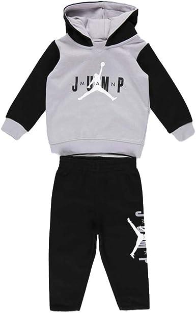 Prisionero de guerra aficionado trompeta  Jordan - Chándal para niño Jumpman Sideline negro 856988-023: Amazon.es:  Ropa y accesorios