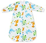 Luyusbaby Sleep Bag Baby Toddler Detachable Sleeves Wearable Blanket Spring&Autumn