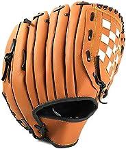 Baseball Glove,Softball Glove Outdoor Sports Teeball Practice Glove for Youth Baseball Exercise Training Glove