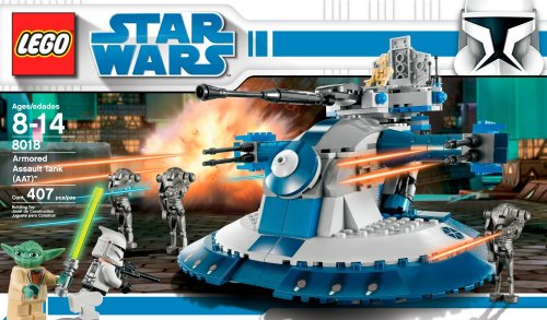 (LEGO Star Wars Armored Assault Tank (AAT) (8018))