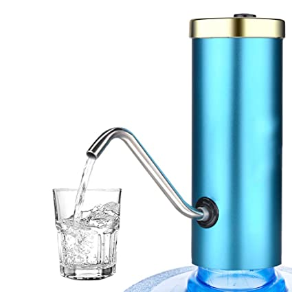 Bomba De Agua Potable, Automático Galón Eléctrico De Beber Botella Agua Dispensador Bomba Sistema Interruptor