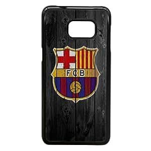 Barcelona Logo Ideas Phone Case For Samsung Galaxy S6 Edge Plus W34931
