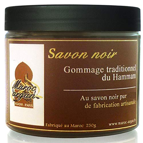 df9b0866eee1f1 Gommage au Savon noir traditionnel 100% naturel 250g product image