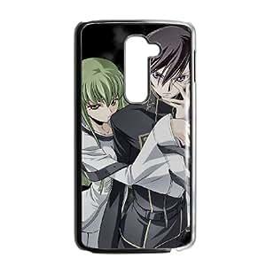 LG G2 Cell Phone Case Black Code Geass 008 JSY4289557KSL