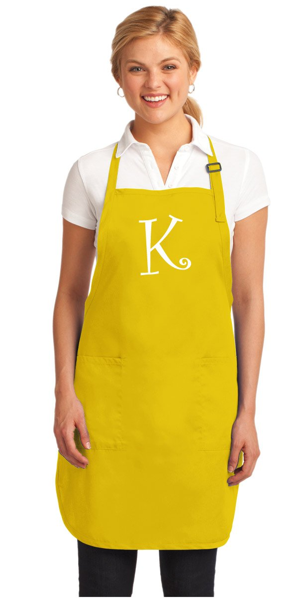 Broad Bay Personalized Apron Printed Monogrammed Apron Made in America!