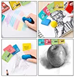 Erasers,Kneaded Rubber Eraser,Reusable and