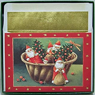 Amazon px4351 marjolein bastin natures sketchbook boxed vintage hallmark marjolein bastin christmas cards foil lined envelopes m4hsunfo