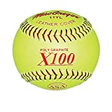 "MacGregor ASA 11"" Fastpitch Softballs, 12 Count"