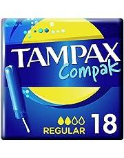 Tampax Compact Regelmatige Tampons met Applicator