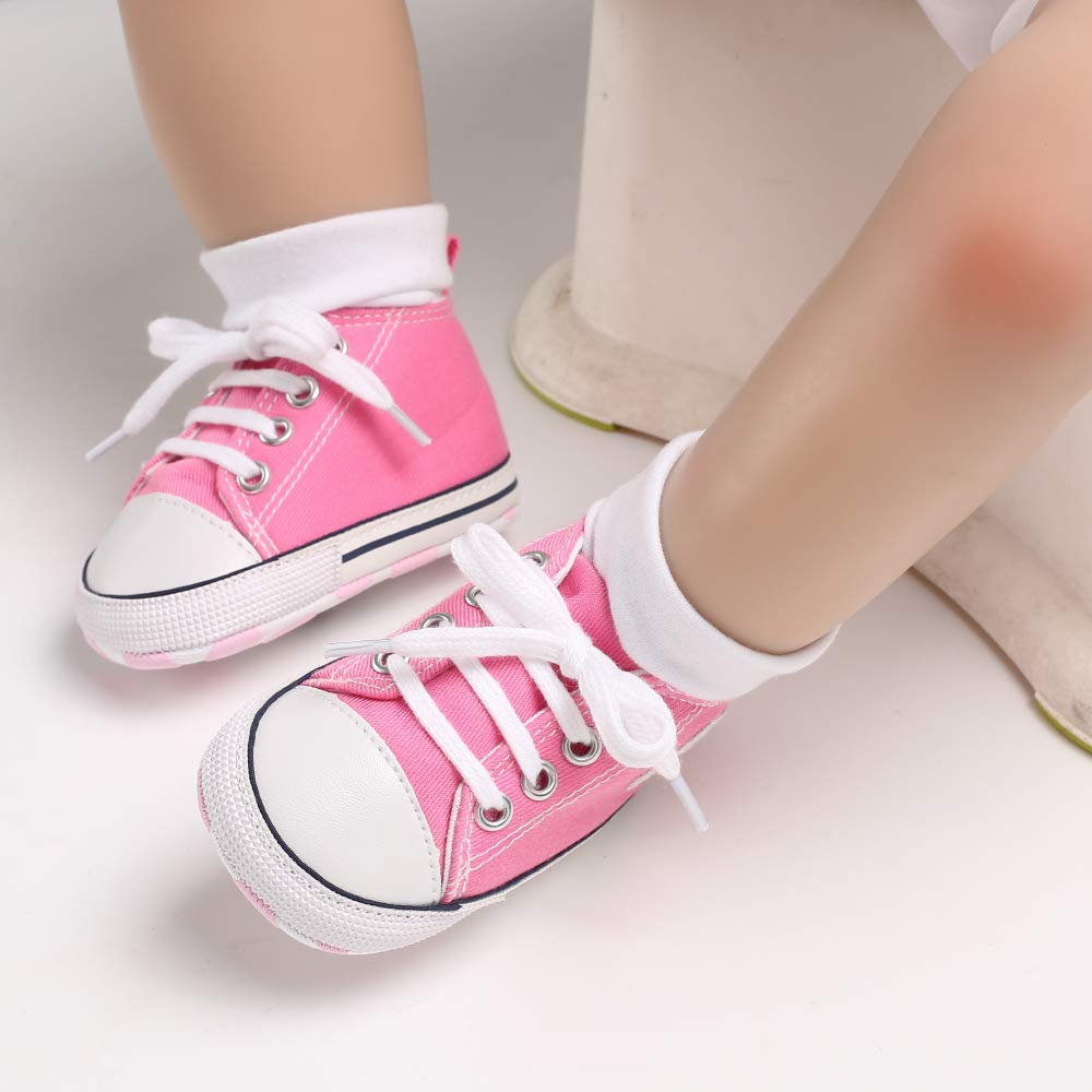 Meckior Save Beautiful Toddler Baby Girls Boys Shoes Infant First Walkers Sneakers