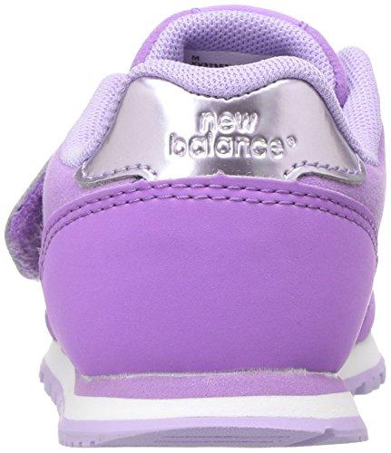 Bébé New 373v1 Mixte Violet Baskets Balance 0Cfqwg