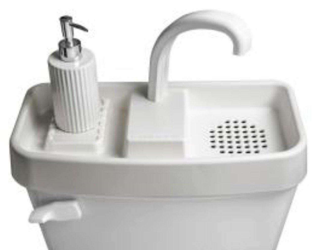 Sink Twice by SinkTwice
