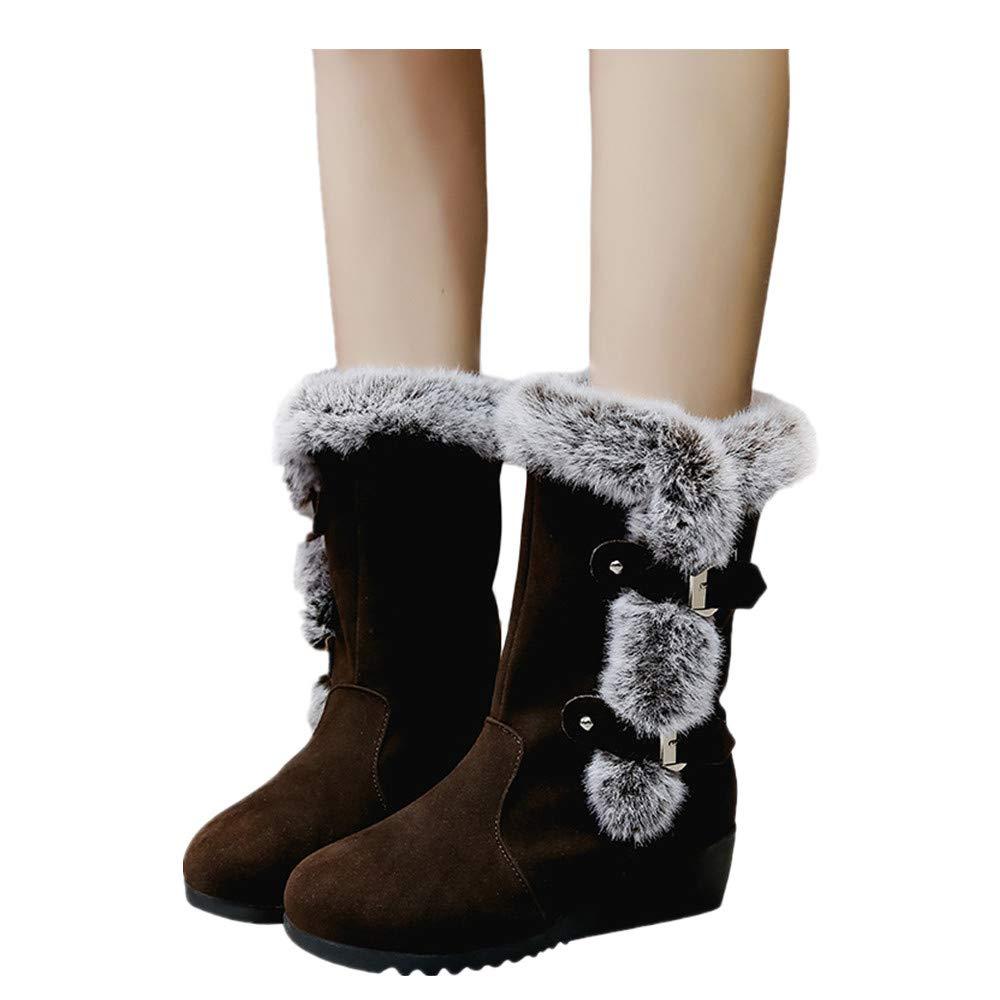 Kinrui Women Shoes DRESS レディース B07J2DMS74 US:8.0|コーヒー コーヒー US:8.0