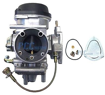 Amazon.com: 3L New Carburetor Suzuki LTZ400 LTZ 400 2003-2007 ATV ...