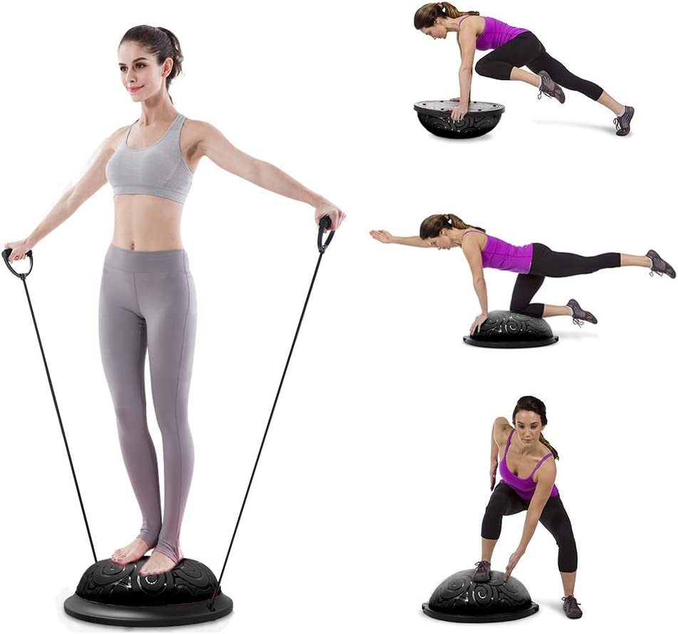 Free Amazon Promo Code 2020 for Half Ball Balance Trainer with Straps