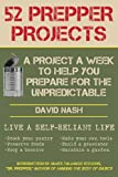 52 Prepper Projects, David Nash, 1616088494