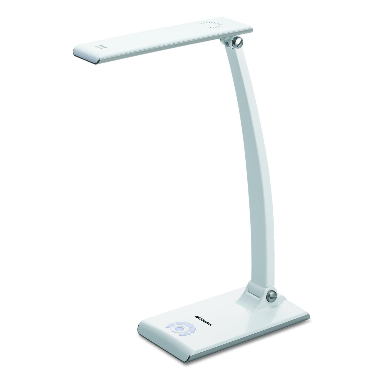 3M Polarizing LED Task Light Desk Lamp, Touch Sensor Control