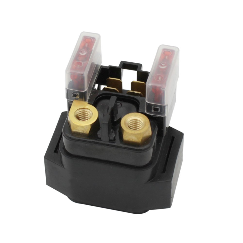 Cyleto Starter Solenoid Relay for YAMAHA YZF600 YX600 YZF-R6 YFZR6 1995-2007 / YZFR1 YZF-R1 1999 2000 2002-2006 2009