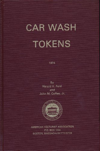 Car Wash Tokens