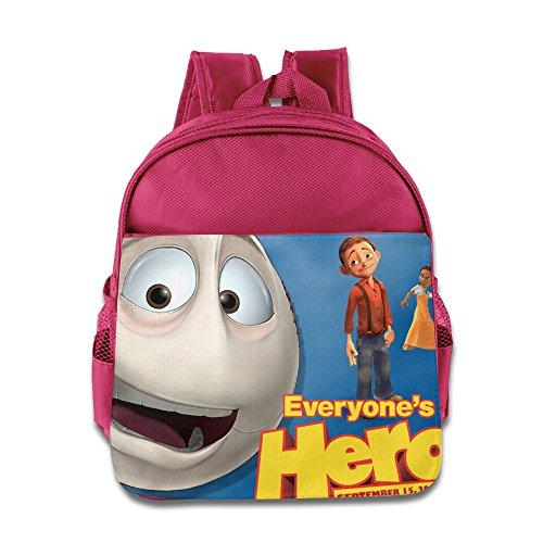 Everyones Hero Cute Kids School Backpack Bag