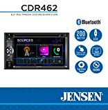 JENSEN CDR462 6.2 inch LED Multimedia Touch
