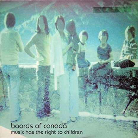 Boards Of Canada - Music Has The Right To Children - Warp Records - warplp55, Skam - skalp1: Boards Of Canada: Amazon.es: Música