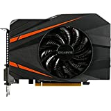 Gigabyte GeForce GTX 1060 Mini ITX OC 6GB GDDR5 Graphics Cards (GV-N1060IXOC-6GD)
