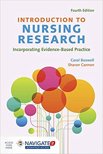 Introduction to nursing research incorporating evidence based introduction to nursing research incorporating evidence based practice 4th edition fandeluxe Gallery