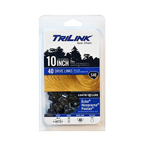 Trilink Saw Chain CL15040TL CP-5 S40 10'' Chain by Trilink Saw Chain