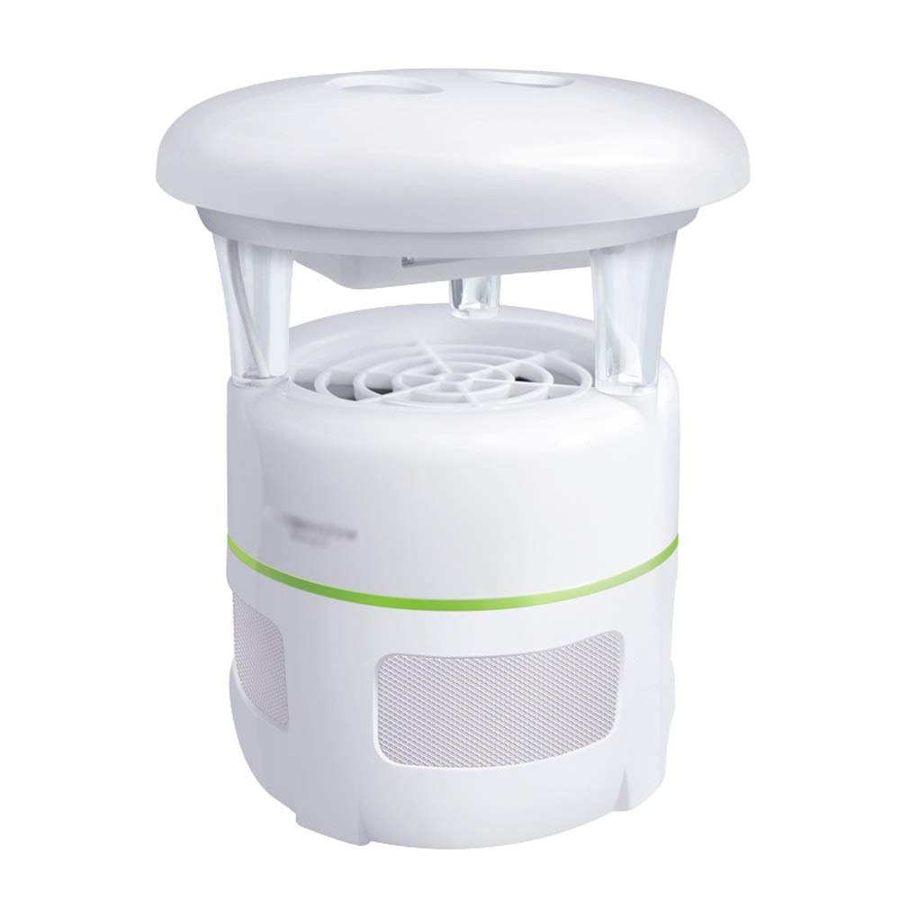 WJ 蚊ランプ 蚊キラー、家庭用屋内二次元バイオニック自動吸入サイレントUV蚊ランプ、寝室/リビングルーム/オフィス/研究などに適しています 虫よけ B07SX3R6HW