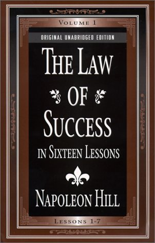 Download The Law of Success In Sixteen Lessons (2 Volume Set) [Paperback] ebook