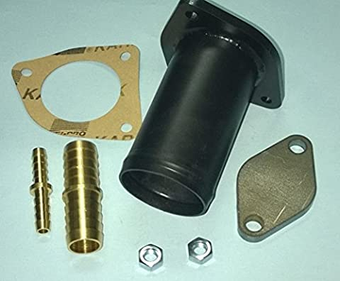 TDI EGR and Cooler Delete Kit Racepipe Block Off Gasket ALH MK4 VW 1999.5-2003 - Off Valve Gasket