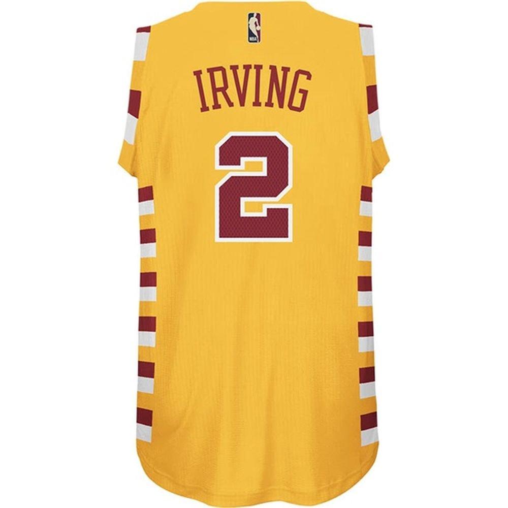 new arrival 5de4f 67418 Amazon.com : Kyrie Irving Cleveland Cavaliers Hardwood ...