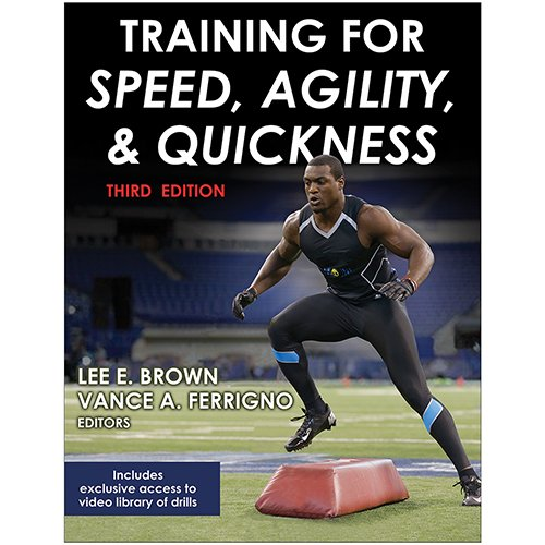 Training for Speed, Agility, and Quickness-3rd Edition (Conditioning Training compare prices)