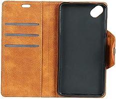 Amazon.com: Lstwgc Case for Wiko Sunny 2 Plus, Durable Retro ...