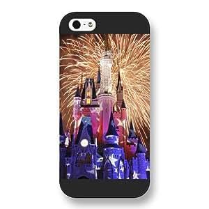 DiyPhoneDiy Disney Series Phone Case For Ipod Touch 4 Cover , Disney Princess For Ipod Touch 4 Cover , Only Fit for For Ipod Touch 4 Cover (White Hard Shell)