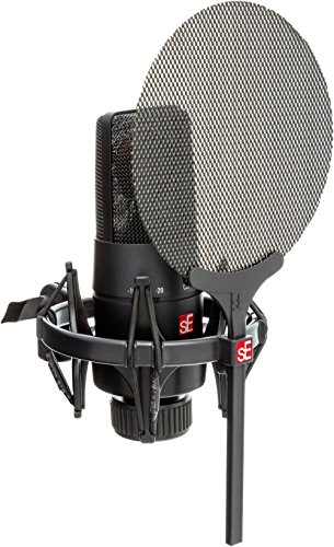 sE Electronics X1 S Microphone with Shockmount by SE Electronics