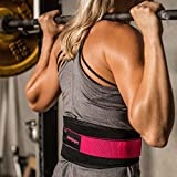 Harbinger Women's Nylon Weightlifting Belt with