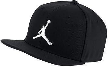 Nike Jordan Pro Jumpman Heritage 86 - Gorra, Unisex Adulto, Black/White, MISC: Amazon.es: Deportes y aire libre