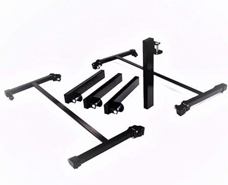 Argomaniz Cuens Descanso Juego de Patas Cama Nido de 80 cm para adaptar somier de 40 * 30