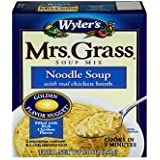 Mrs Grass Mix Soup Chicken Noodle