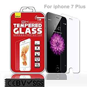 Amazon.com: iPhone 7 Plus Screen Protector HD 0.26mm ...