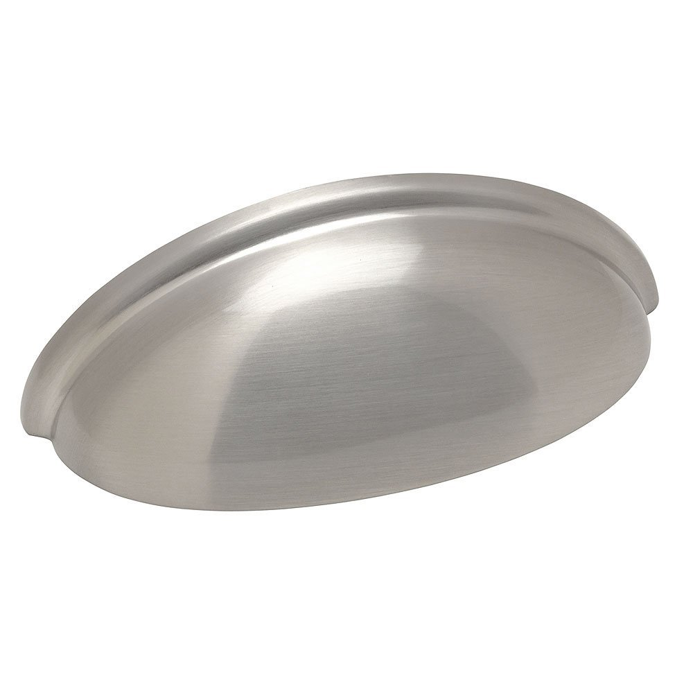 Cosmas 783SN Satin Nickel Cabinet Hardware Bin Cup Drawer Handle ...
