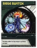 : Bakugan Special Ability Trading Card Siege Switch