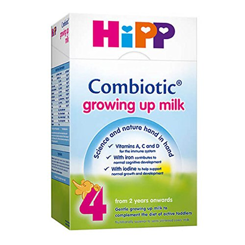 HiPP Growing Up Milk - Stage 4 for Age 2+