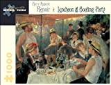 Pomegranate ArtPiece Jigsaw Puzzles 27 in. x 20 in. Renoir: Luncheon of the Boating Party